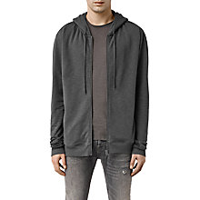 Buy AllSaints West Full Zip Hoodie Online at johnlewis.com