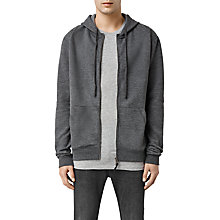 Buy AllSaints Semir Zip-Up Hoodie Online at johnlewis.com