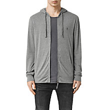 Buy AllSaints Bonic Full Zip Hoodie Online at johnlewis.com