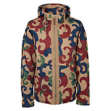 Buy Pretty Green Heywood Jacket, Red Online at johnlewis.com