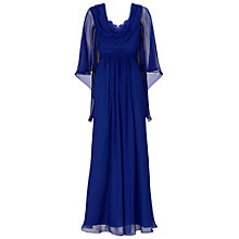 Buy Ariella Constance Maxi Dress, Blue Online at johnlewis.com