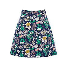 Buy Oasis Edie A Line Skirt, Multi Online at johnlewis.com