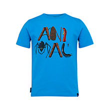 Buy Animal Boys' Spidey T-Shirt, Blue Online at johnlewis.com