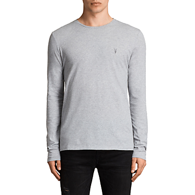 Image of AllSaints Tonic Long Sleeve T-Shirt