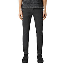 Buy AllSaints Morien Cigarette Slim Jeans, Grey Online at johnlewis.com