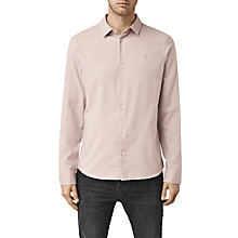 Buy AllSaints Bixby Slim Fit Shirt Online at johnlewis.com