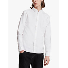 Buy AllSaints Hungtingdon Slim Fit Shirt Online at johnlewis.com