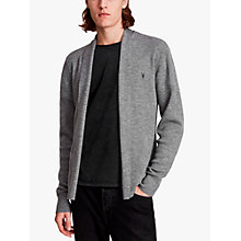 Buy AllSaints Mode Merino Cardigan Online at johnlewis.com