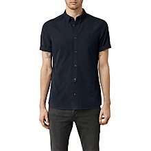 Buy AllSaints Waycross Short Sleeve Shirt Online at johnlewis.com