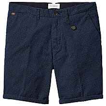 Buy Scotch & Soda Classic Dot Poplin Shorts Online at johnlewis.com