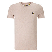 Buy Lyle & Scott Cotton T-Shirt, Rosette Online at johnlewis.com
