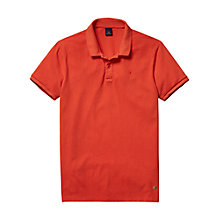 Buy Scotch & Soda Pique Polo Top Online at johnlewis.com