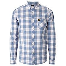 Buy Lyle & Scott Check Cotton Shirt Online at johnlewis.com