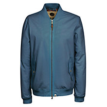 Buy Pretty Green Upton Jacket, Blue Online at johnlewis.com