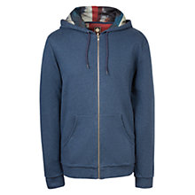 Buy Pretty Green UJ Hoodie, Navy Online at johnlewis.com