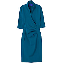 Buy Winser London Grace Miracle Dress, Teal Online at johnlewis.com