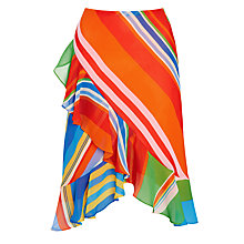 Buy Lauren Ralph Lauren Parolita Skirt, Multi Online at johnlewis.com