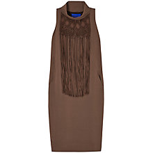 Buy Winser London Macrame Tassel Dress, Nutmeg Online at johnlewis.com