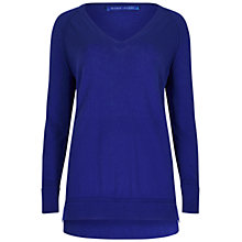 Buy Winser London Boyfriend Cotton Jumper Online at johnlewis.com
