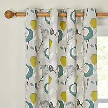 Buy John Lewis Ilsa Lined Eyelet Curtains Online at johnlewis.com