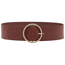 Buy Gerard Darel Cil Belt, Brown Online at johnlewis.com