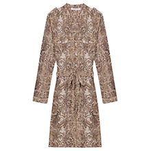Buy Gerard Darel Cleveland Dress, Camel Online at johnlewis.com