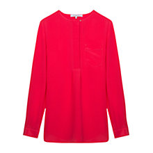Buy Gerard Darel Clivia Silk Blouse Online at johnlewis.com