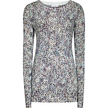 Buy Reiss Ana Patterned Jumper, Multi Online at johnlewis.com
