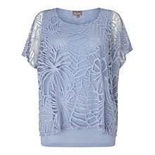 Buy Phase Eight Cecily Double Layer Top Online at johnlewis.com