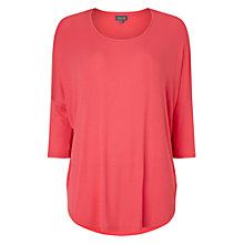 Buy Phase Eight Catrina Top, Lobster Pink Online at johnlewis.com