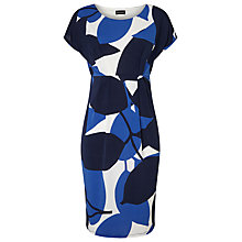Buy Phase Eight Esme Jersey Dress, Blue Online at johnlewis.com