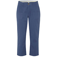 Buy White Stuff Summer Haze Trousers, Blue Online at johnlewis.com