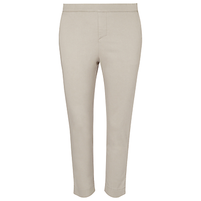Windsmoor Cropped Trousers, Stone