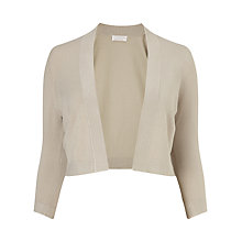 Buy Windsmoor Shrug, Oyster Online at johnlewis.com