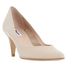 Buy Dune Adelaid Pointed Toe Court Shoes Online at johnlewis.com