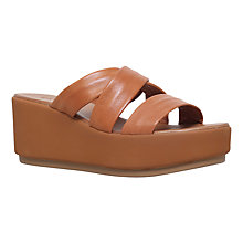 Buy Carvela Kan Flatform Sandals Online at johnlewis.com