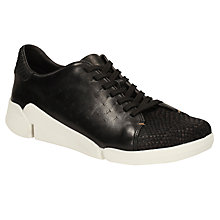 Buy Clarks Tri Abbey Lace Up Trainers Online at johnlewis.com