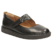 Buy Clarks Un Briarcrest Rip-Tape Shoes Online at johnlewis.com