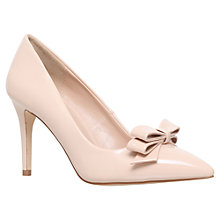 Buy Miss KG Ivanna Bow Stiletto Court Shoes Online at johnlewis.com