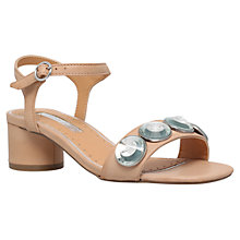 Buy Miss KG Rosina Block Heeled Jewel Sandals Online at johnlewis.com
