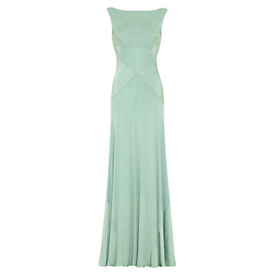 Vintage Inspired Bridesmaid Dresses Ghost Taylor Dress £225.00 AT vintagedancer.com