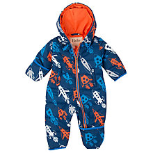 Buy Hatley Baby Retro Rockers Snowsuit, Blue Online at johnlewis.com