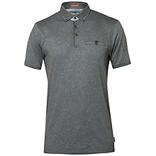 Buy Ted Baker T for Tall Bustt Polo Shirt, Grey Online at johnlewis.com
