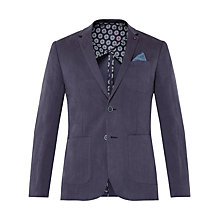Buy Ted Baker Onetwos Linen Blazer Online at johnlewis.com