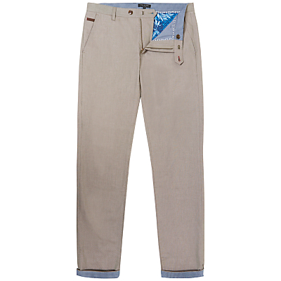 Image of Ted Baker T for Tall Buggtt Oxford Trousers