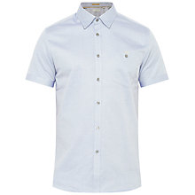Buy Ted Baker T for Tall Beachtt Oxford Cotton Shirt Online at johnlewis.com