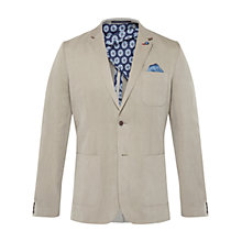 Buy Ted Baker T for Tall Onett Blazer Jacket, Natural Online at johnlewis.com