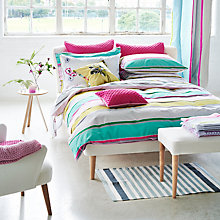 Buy Designers Guild Mirafiori Bedding, Multi Online at johnlewis.com