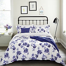 Buy Joules Inky Chinoiserie Bedding Online at johnlewis.com