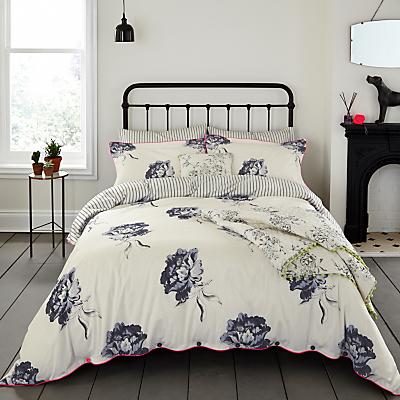 Joules Monochrome Regency Floral Bedding